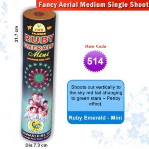 Ruby Emerald Mini