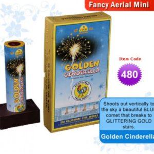 Golden Cinderella