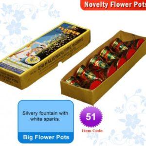 Big Flower Pots