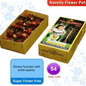 Super Flower Pots