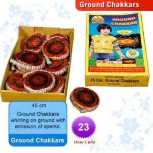 Ground Chakkars